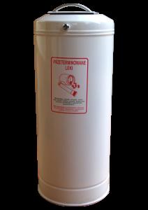 Pojemnik na odpady medyczne APTECZNY (N024)