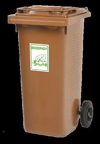 Pojemniki do segregacji odpadów BIOTAINER (S018)