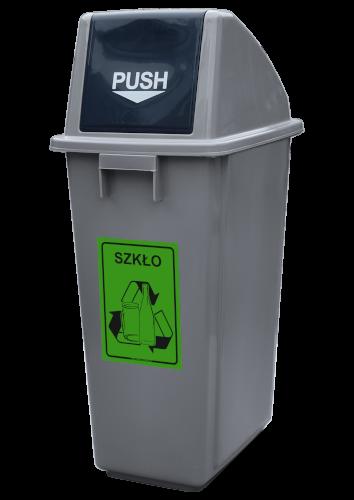 Pojemniki do segregacji odpadów CP 60 (S030)
