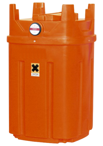 Zbiornik na płynne substancje chemiczne (N011)