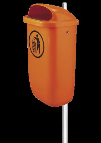Kosz na śmieci DIN (K007)