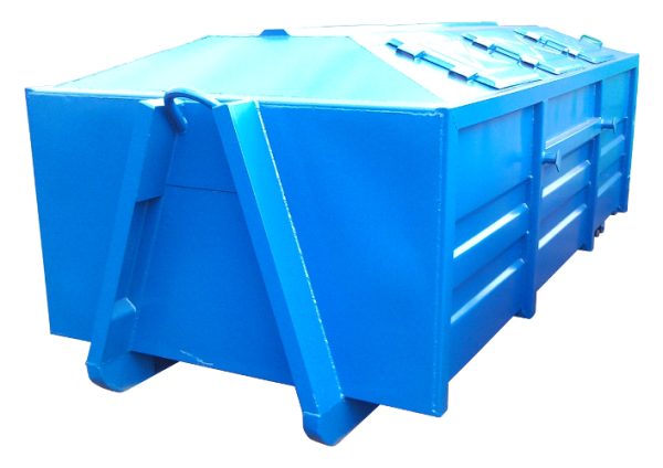 Kontener na odpady KP 7, 8, 10 ZAMKNIĘTE (B002)
