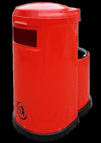 KOSZOMYJKA Premium (K023) kosz z myjką na stacje paliw
