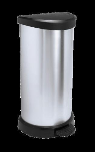Pojemniki do segregacji odpadów Metalik 40 (P015)