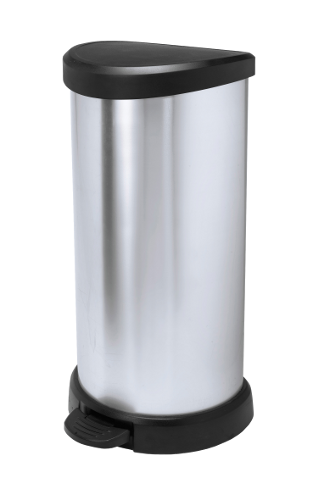 Pojemnik na odpady Metalik 40L (P015)