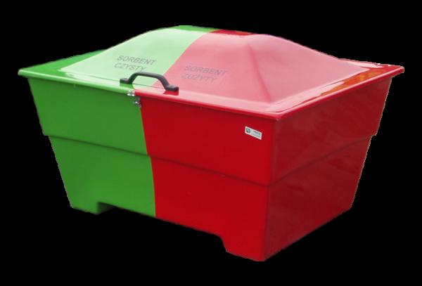 Pojemnik Na Sorbent 450l na Odpady Niebezpieczne (N015)