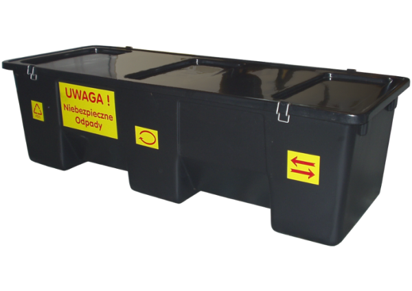 Pojemnik na odpady niebezpieczne POJEMNIK na świetlówki (N007)