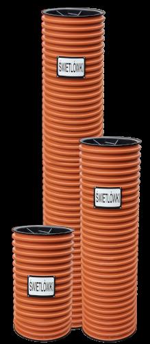 Pojemnik na odpady niebezpieczne POJEMNIK na świetlówki TUBA (N031)
