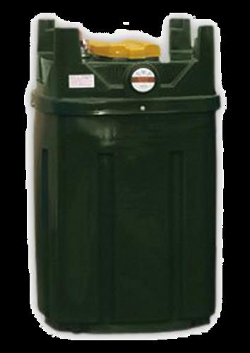 Pojemnik na odpady niebezpieczne NA ZUŻYTY OLEJ (N023)