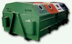 Kontener na odpady KP-7/S (B004)
