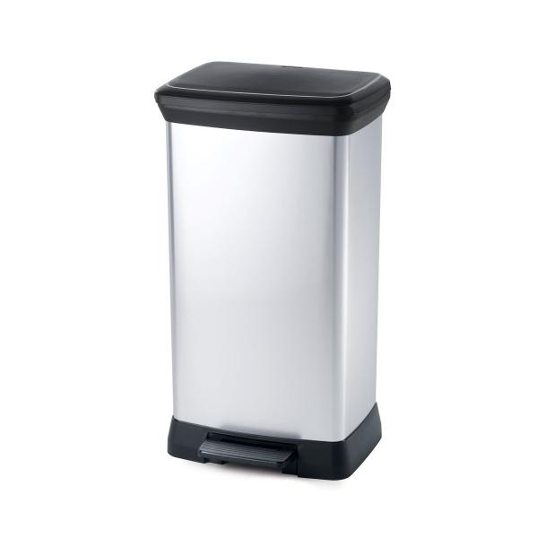 Pojemniki na odpady METALIK 50 (P015)