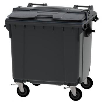 Pojemnik na odpady PE-1100 Split Lid (P010B)