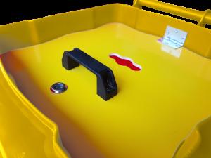 Pojemnik na baterie PE120_21s