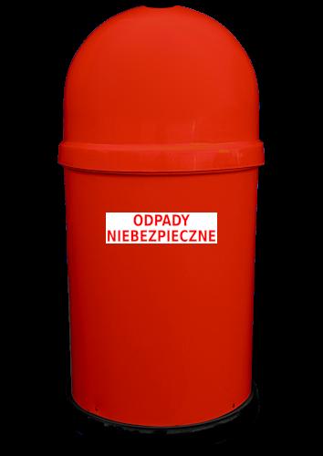 Pojemnik na odpady niebezpieczne HIPO (K025)
