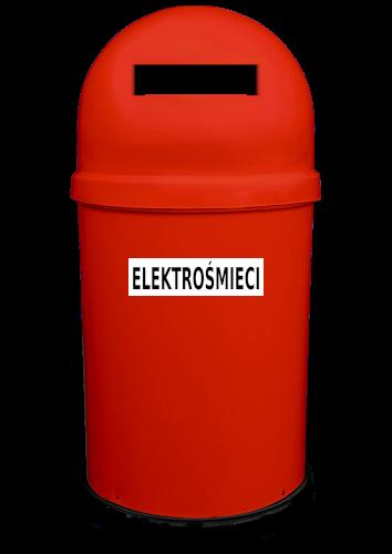Pojemnik na elektrośmieci HIPO (K025)