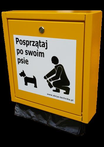 PODAJNIK woreczków na psie odchody (C013)