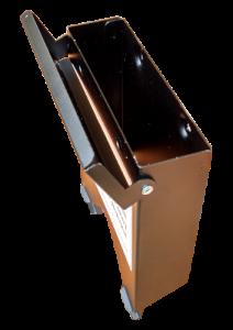 Podajnik papierowych zestawów higienicznych_2s