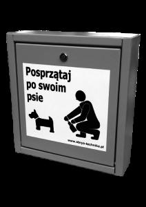 Podajnik woreczków na psie odchody_6s