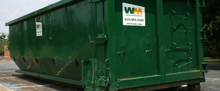 Wykorzystaj kontenery na odpady wielkogabarytowe podczas remontu!