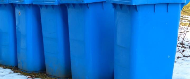 Jak dbać o pojemniki na odpady podczas mrozów?