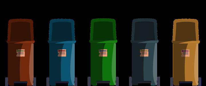 Pojemniki na odpady biodegradowalne – zamknij odór za kratkami