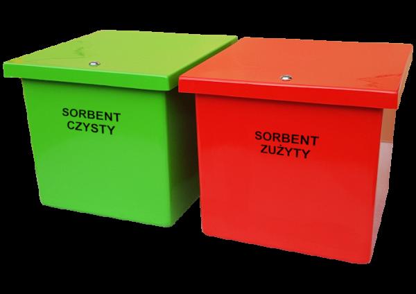 Pojemnik na sorbent AT65 (N030)