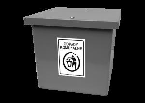 Pojemnik do segregacji odpadów AT65_11s