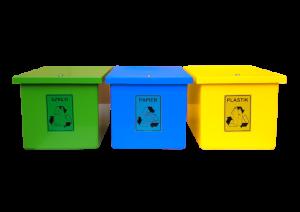 Pojemnik do segregacji odpadów AT65_2s