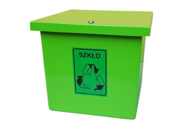Pojemnik do segregacji odpadów AT65_4s
