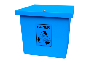 Pojemnik do segregacji odpadów AT65_6s