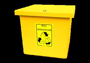 Pojemnik do segregacji odpadów AT65_8s