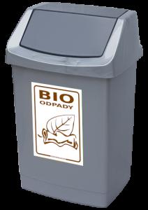 Pojemnik do segregacji odpadów RB25_5s