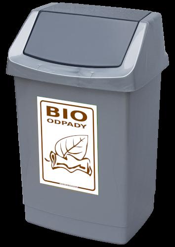 Pojemniki na Bioodpady RB25 (S021)