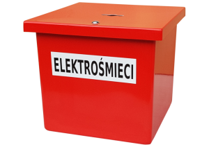 Pojemnik na elektrośmieci AT65_1s
