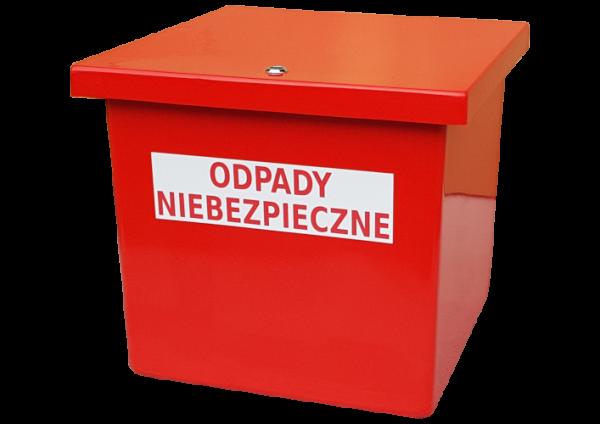 Pojemnik na Odpady Niebezpieczne AT65 (N030)
