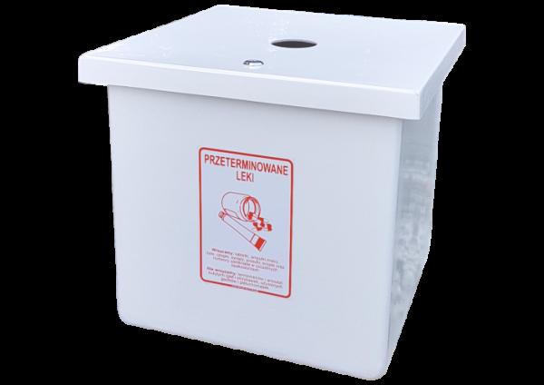 Pojemnik na Przeterminowane Leki AT65 (N030)