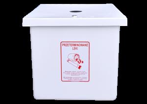 Pojemnik na przeterminowane leki AT65_2s