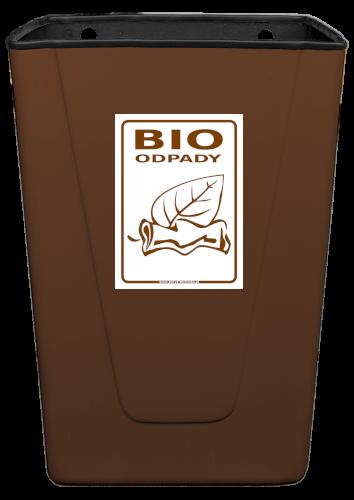 Pojemnik na Bioodpady AT50 (S039)