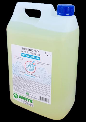 ANTYBAKTERYJNY płyn do odkażania rąk 5l (E001)