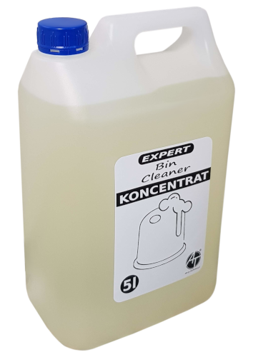 EXPERT Bin Cleaner KONCENTRAT 5l (E004)