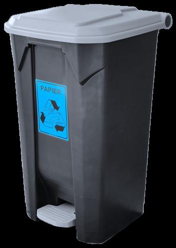 Pojemniki do segregacji odpadów PE100 (S014)