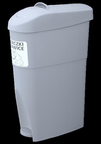 Pojemnik na odpady niebezpieczne NA MASECZKI CP18 (N034)